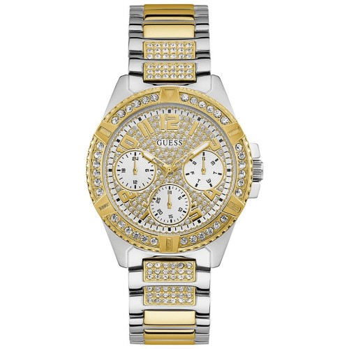 GUESS WATCHES LADIES FRONTIER BICOLOR